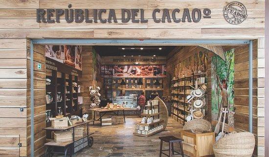 Republica Del Cacao - Mall El Jardín