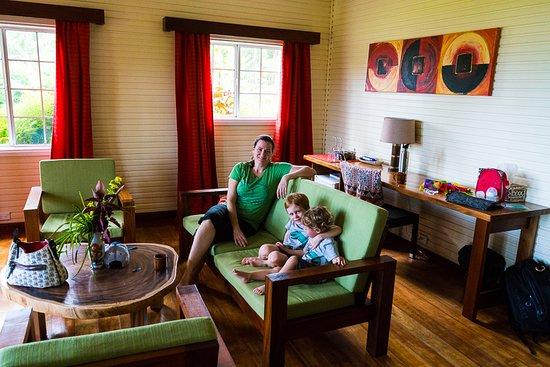 Beqa Island, Fiji: Family Suite