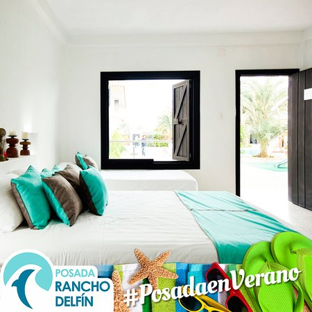 Posada Rancho Delfin: Habitación Comfort.