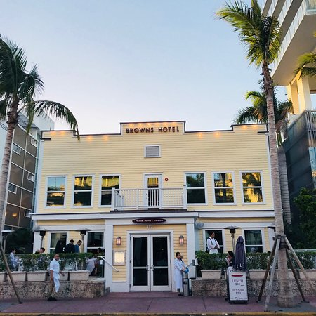 Prime  Restaurant Miami Beach Fl Estados Unidos