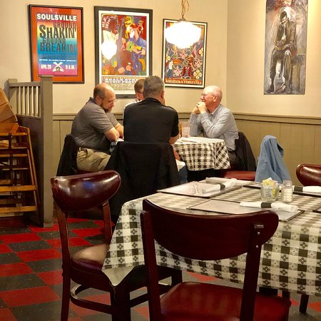 Germantown, Tennessee: Belmont Grill