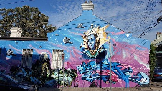Newtown, Australia: Denison Street