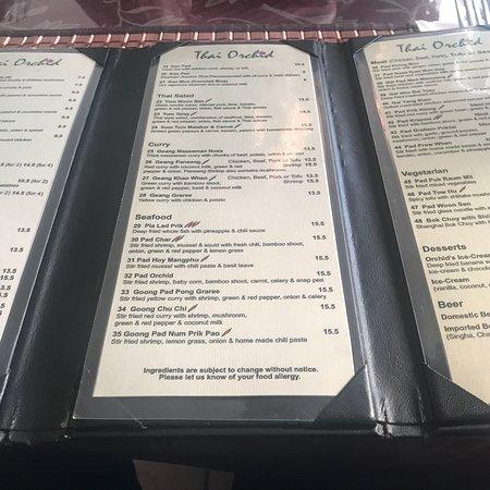 Best Thai Food South Edmonton