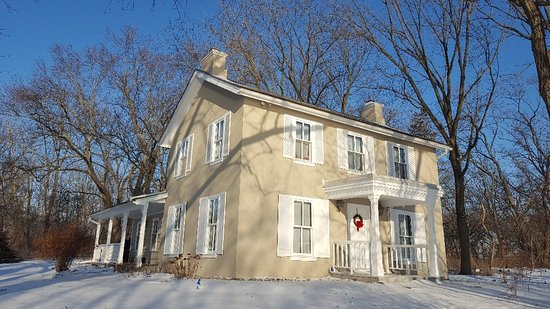 Oakville, Canada: Bronte Historical Society - Sovereign House