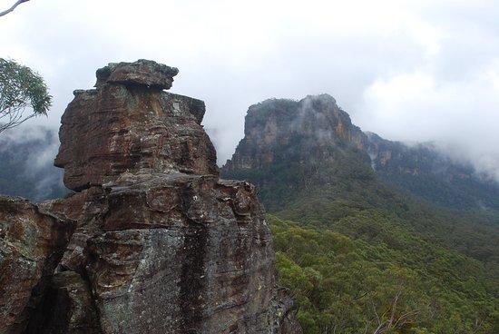 Blue Mountains, Australia: Ruined Castle