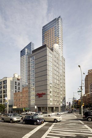 Hampton Inn Brooklyn/Downtown: Exterior