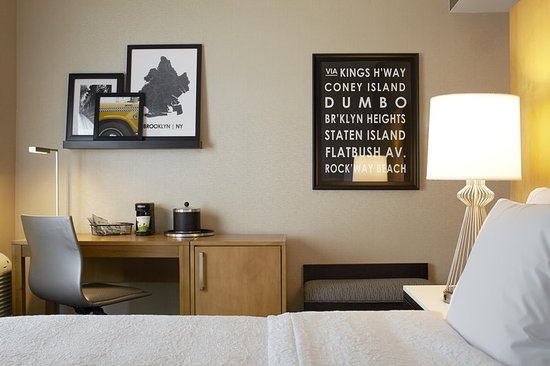 Hampton Inn Brooklyn/Downtown: Guest room
