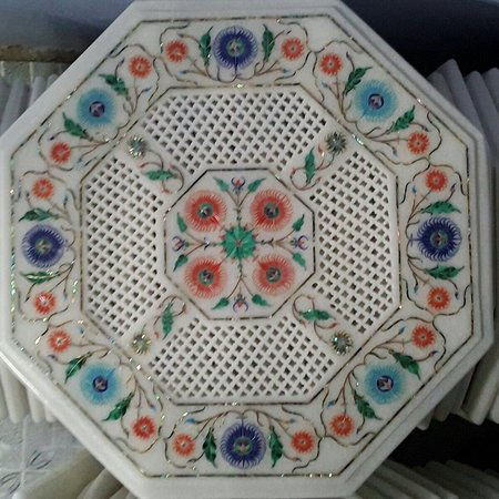 Exquisite Marble Inlay Handicrafts Picture Of J K Cottage