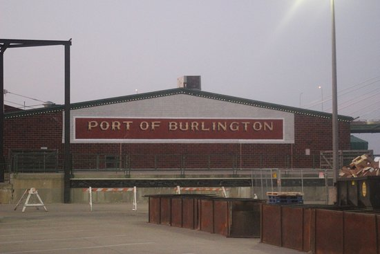 Port of Burlington Welcome Center