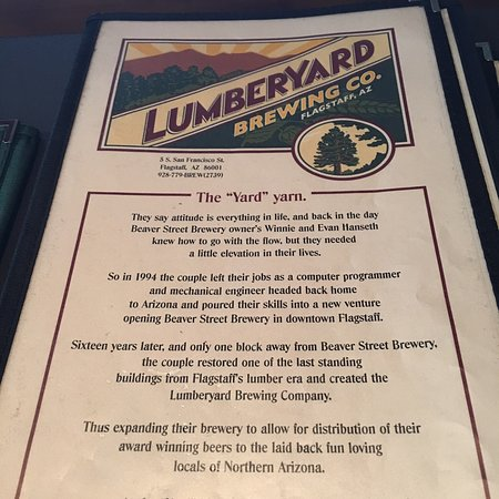 Lumberyard Brewing Company: photo1.jpg