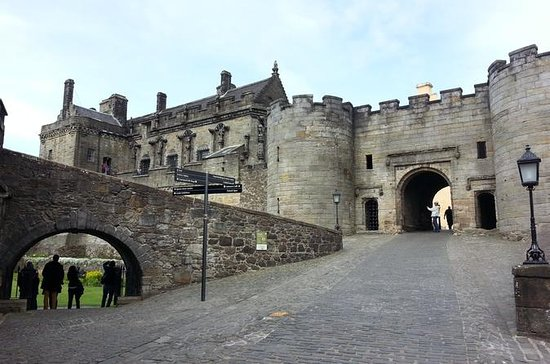 Stirling Castle, Trossachs and Loch...