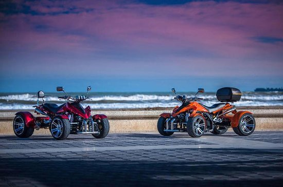 5-Hour Quad Guided Tour through the North of Lanzarote