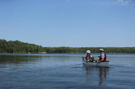 Tour de la canoa de los lagos Seagrim