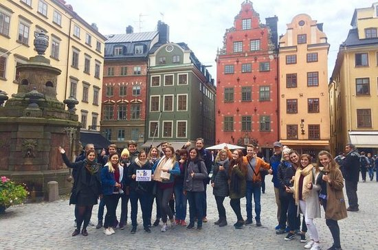 Private Walking Tour of Stockholm Old