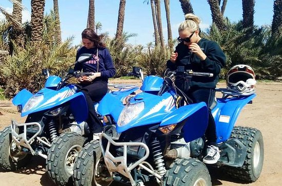 Marrakech Quad Bike - Tours de meio...