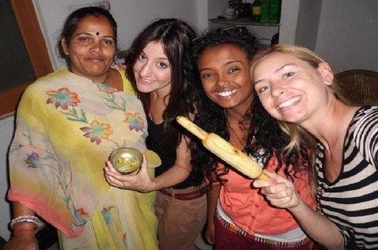 Rajasthani Cooking Class in Bikaner