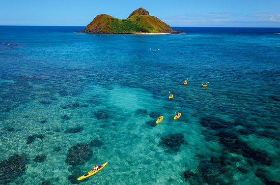 Twin Islands Guided Kayak Tour