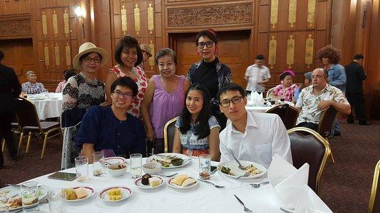 Chiang Mai Orchid Hotel: Grand ballroom