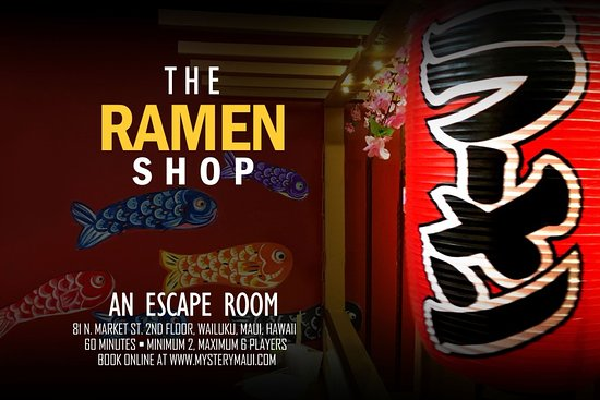 Mystery Maui Escape Room