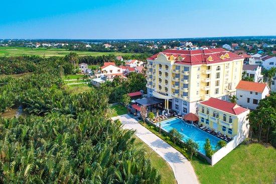 Le pavillon hoi an luxury resort spa h i an vietnam for Site pour les hotels