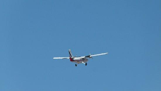 Eloy, AZ: First you fly!