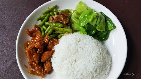 A Well Balanced Meal Picture Of Deramakot Forest Reserve Sandakan Tripadvisor