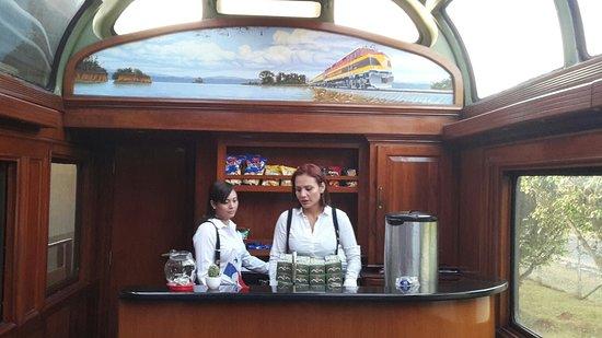 Фотография Panama Canal Railway