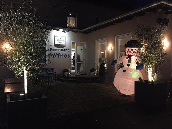 Eitorf, Alemania: Winter im Mythos :)