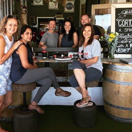 Gordon's Bay, South Africa: On the Go
