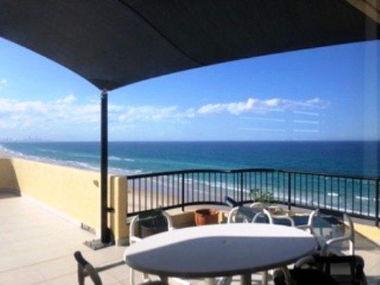 Tugun, Avustralya: View from Penthouse main balcony