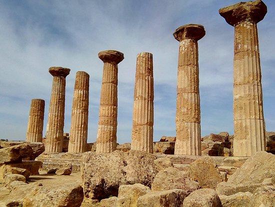 Tempio di Ercole : Herkulestempel3