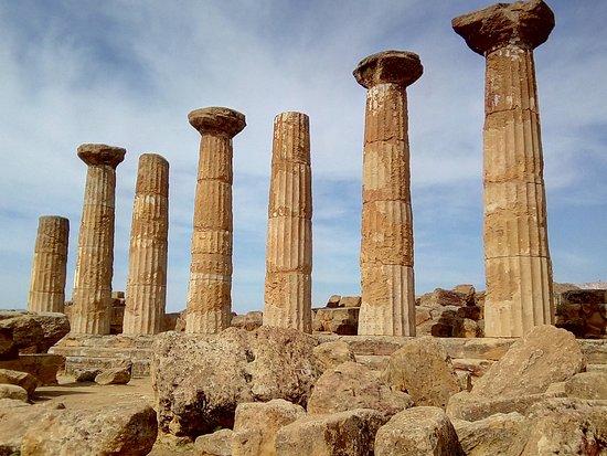 Tempio di Ercole : Herkulestempel4