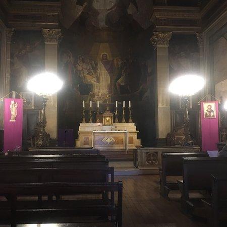 Chapelle de l'Hôpital Lariboisière