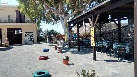 Siana, Greece: Restaurant Sofia in Sianna, Rhodes