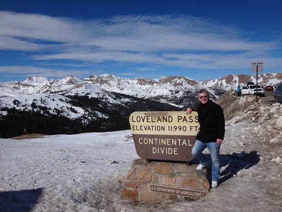 Ultimate Mountain Tour to Breckenridge: continental divide