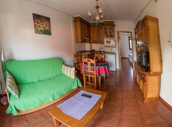 Pinofranqueado, Spanien: Apartamento A6