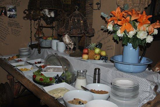 Piet Retief, Afrika Selatan: Breakfast