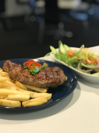 Bordertown, Australie : Rump Steak