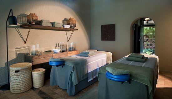 Kariba, Zimbabwe: The spa at Bumi Hills- relaxation and rejuvination