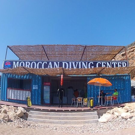 ‪Moroccan Diving Center‬