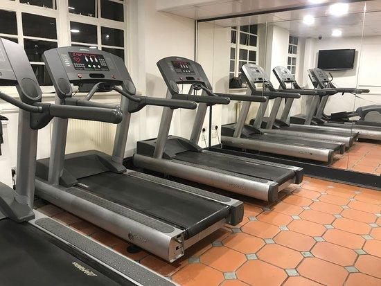 Bowden Court : Gym