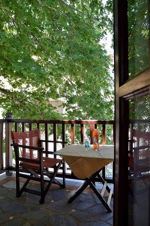 Zagora, اليونان: Hotel Filyra