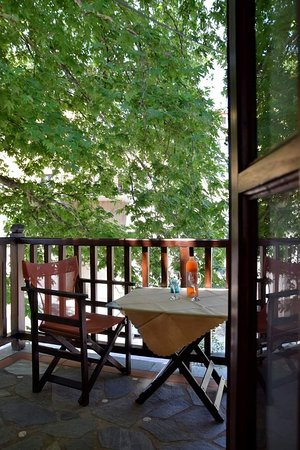 Zagora, Griekenland: Hotel Filyra