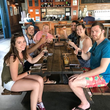 honolulu brewery tour