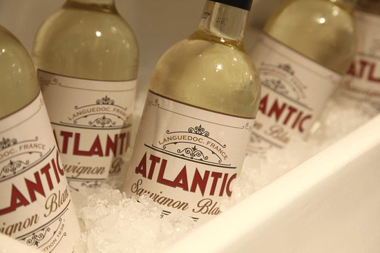 Atlantic Brasserie: Wine grown especially for our restaurant