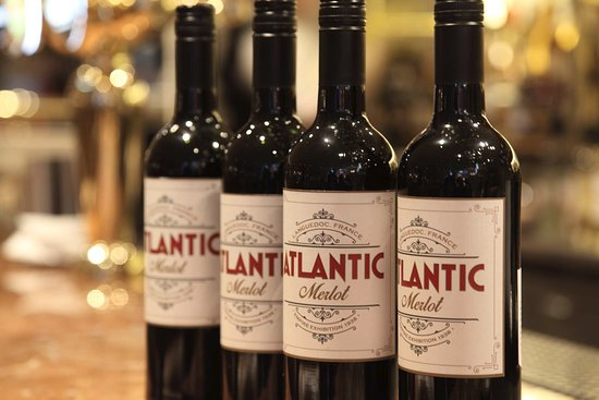 Atlantic Brasserie: Wine