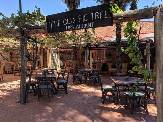 The Old Fig Tree Restaurant Benara Road Caversham Western Australia