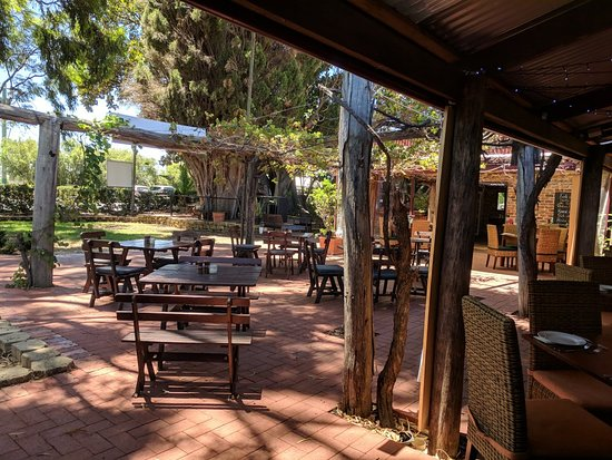 The Old Fig Tree Restaurant Perth