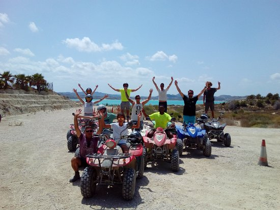 Costa Blanca Quad Tours