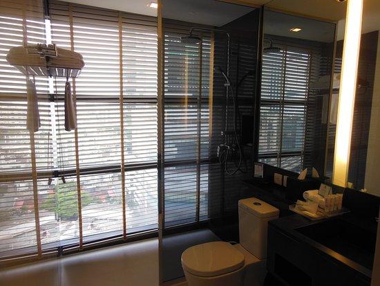 holiday inn bangkok sukhumvit vue de la salle de bains - Image Salle De Bains